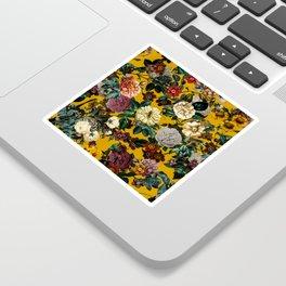 Exotic Garden V Sticker