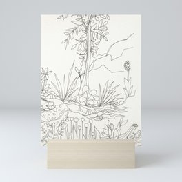 Sapling Mini Art Print
