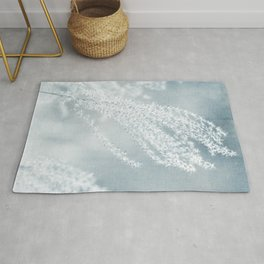 GONE TO SEED - FLUFFY SEEDS Rug