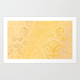 Mandala Creation 6 Art Print