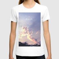 pills T-shirts featuring PILLS by SuperPills