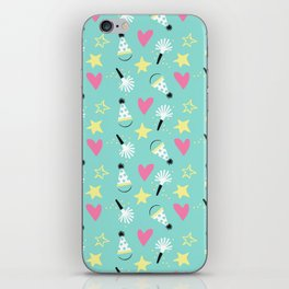 Party stars iPhone Skin