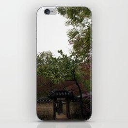 secret garden 5 iPhone Skin