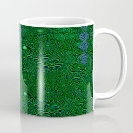 Dragon abstracte skin pattern Coffee Mug