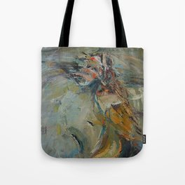 Dance like a flight Tote Bag