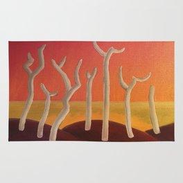 7 Trees Rug