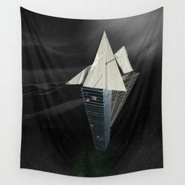 Ark of the Anthropocene Wall Tapestry