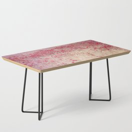 Fields of poppies Coffee Table