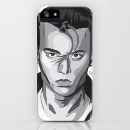Johnny Depp iPhone Case