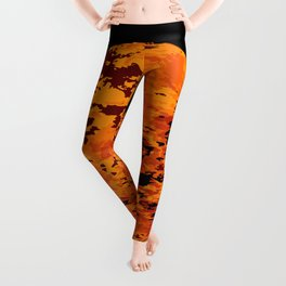 The Red Planet Leggings