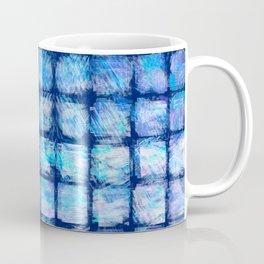 Frozen Glass Coffee Mug