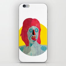 Tongue 02 iPhone & iPod Skin