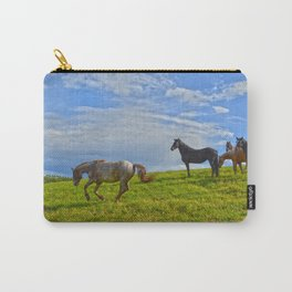 A Fine Case of the Happies Carry-All Pouch