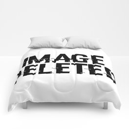 IMAGE DELETED Comforters