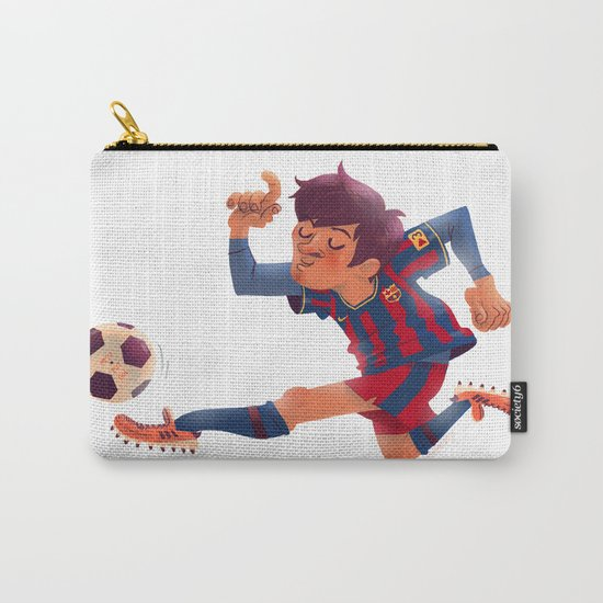 Lionel Messi, Barcelona Jersey Carry-All Pouch