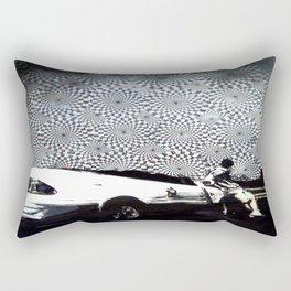 Teenage Apocalypse Rectangular Pillow