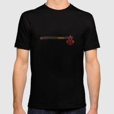 Assassin's Creed 3 MEDIUM Mens Fitted Tee Black