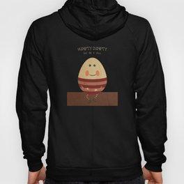 Humpty Dumpty. Children's Nursery Rhyme Inspired Artwork. Hoody
