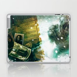 Numb Book 1 Zombie Concept 1 Laptop & iPad Skin