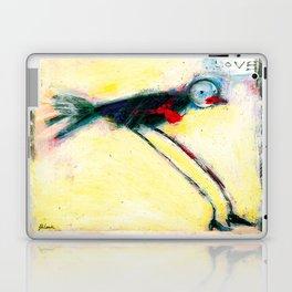 SATELLITE OF LOVE Laptop & iPad Skin