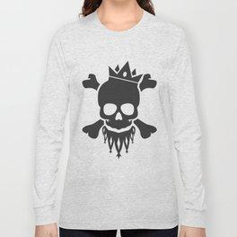 Skull King Long Sleeve T-shirt