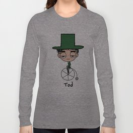 Tod on Bike Long Sleeve T-shirt