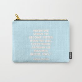 STRIVE Carry-All Pouch