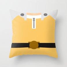 Saitama - Superhero Throw Pillow