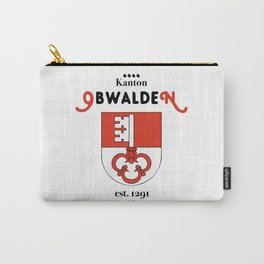 Canton of Obwalden Carry-All Pouch