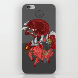 The Four Horsemen of the Apocalypse (Red) iPhone Skin