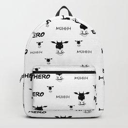 Hero cow Backpack