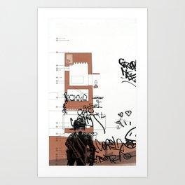 copper series 3 Art Print