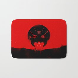Super Metroid Bath Mat