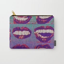Watch This Space gallery - Signature Loud Mouth Carry-All Pouch