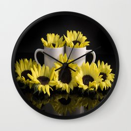 Two of a kind Wall Clock