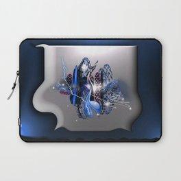 Cinad'or bleu Laptop Sleeve