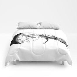 moon beetle Comforters