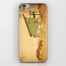 VINTAGE CABO POLONIO HOUSE iPhone & iPod Skin