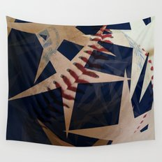 As American as.... Wall Tapestry