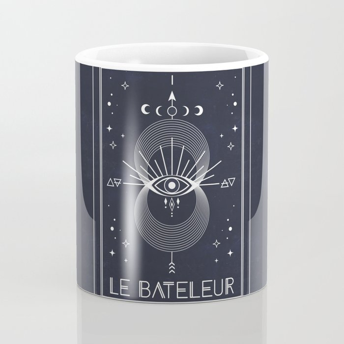 The Magician or Le Bateleur Tarot Coffee Mug
