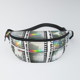 Film Strips From Outer Space Fanny Pack