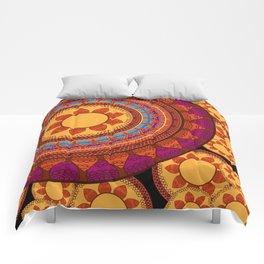 Ethnic Indian Mandala Comforters