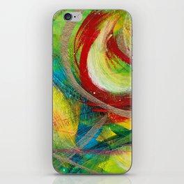 Monster Swirl iPhone Skin