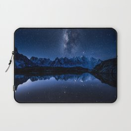 Night mountains Laptop Sleeve