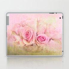 Rose Basket Laptop & iPad Skin