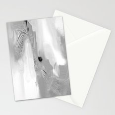 Shaded Grey Stationery Cards