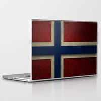norway Laptop & iPad Skins featuring Norway by The Traveller, Wanderlust and Me