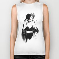 rupaul Biker Tanks featuring MAX COLLECTIVE by Garry Muska