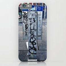 Phone Booths Have Seen Better Days Slim Case iPhone 6s