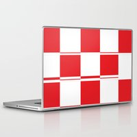 formula 1 Laptop & iPad Skins featuring FORMULA 1 by Michelito